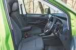 Volkswagen Caddy 2021 front seats