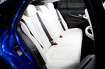 Toyota Mirai 2021 interior rear seats
