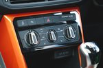 Volkswagen T-Cross 2021 interior detail