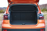 Volkswagen T-Cross 2021 boot open