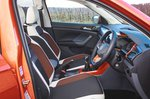 Volkswagen T-Cross 2021 front seats