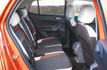 Volkswagen T-Cross 2021 rear seats