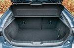 Mazda 3 2021 boot open