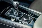Mazda 3 2021 interior detail