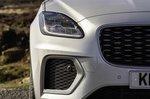 Jaguar E-Pace 2021 front light detail