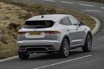 Jaguar E-Pace 2021 rear cornering