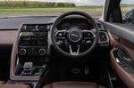 Jaguar E-Pace 2021 interior dashboard