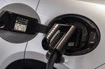 Jaguar E-Pace 2021 charging socket detail