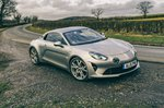 Alpine A110 Legende GT 2021 front right static