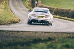 Alpine A110 Legende GT 2021 rear cornering