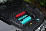 Audi e-tron GT 2021 front boot open