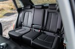 Audi Q3 2021 interior rear seats
