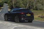 Audi SQ8 2021 rear cornering