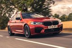 BMW M5 Competition 2021 front