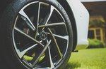 DS 9 2021 alloy wheel detail