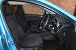Renault Clio 2021 interior front seats