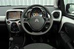 Citroën C1 2021 interior dashboard