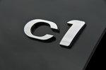 Citroën C1 2021 badge detail