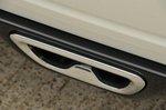 Citroën C1 2021 exhaust detail