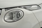 Citroën C1 2021 headlight detail