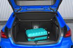 BMW 1 Series 2021 boot open