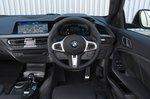 BMW 1 Series 2021 interior dashboard