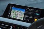 BMW 1 Series 2021 interior infotainment