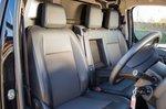 Citroën e-Dispatch 2021 interior seats