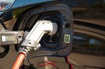 Citroën e-Dispatch 2021 charging socket