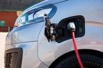 Citroën e-Spacetourer 2021 charging