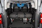 Citroën e-Spacetourer 2021 rear doors open