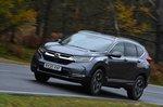 Honda CR-V 2021 front left tracking
