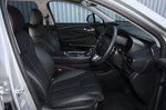 Hyundai Santa Fe 2021 interior front seats