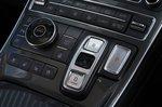 Hyundai Santa Fe 2021 interior detail