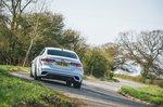Jaguar XE 2021 rear cornering