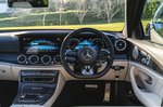 Mercedes-AMG E63 S Estate 2021 interior dashboard