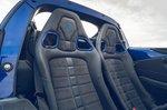 Lotus Elise Sport 240 Final Edition 2021 seats detail