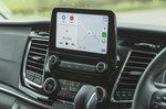 Ford Tourneo Custom 2021 interior infotainment