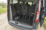 Ford Tourneo Custom 2021 boot open
