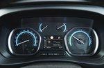 Citroën e-Dispatch 2021 interior driver display