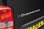 Citroën e-Dispatch 2021 badge detail