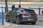 Mercedes EQC rear corner