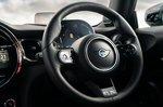 Mini 3-door hatchback 2021 interior steering wheel