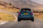 Mini Electric 2021 rear tracking