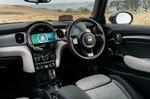 Mini Electric 2021 interior dashboard
