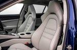 Porsche Panamera Turbo S 2021 interior front seats