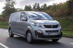 Peugeot e-Expert 2021 front
