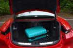 Porsche Taycan 2021 rear boot open