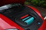 Porsche Taycan 2021 front boot open