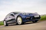 Porsche Panamera Sport Turismo 2021 front
